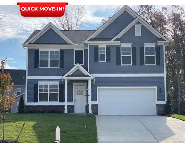 16024 Grant Court, Bowling Green, VA 22427 (MLS #2112950) :: The RVA Group Realty