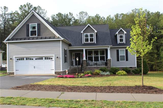 13915 Stanley Park Drive, Ashland, VA 23005 (MLS #2113035) :: Small & Associates
