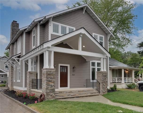 501 Maple Avenue, Richmond, VA 23226 (MLS #2113195) :: Small & Associates