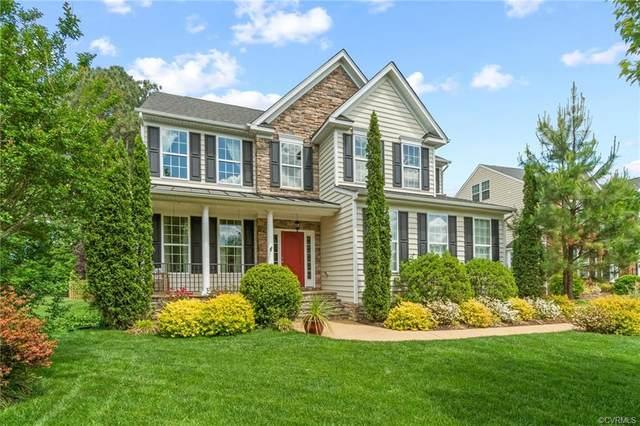 12141 Grey Oaks Park Road, Glen Allen, VA 23059 (MLS #2113241) :: Small & Associates
