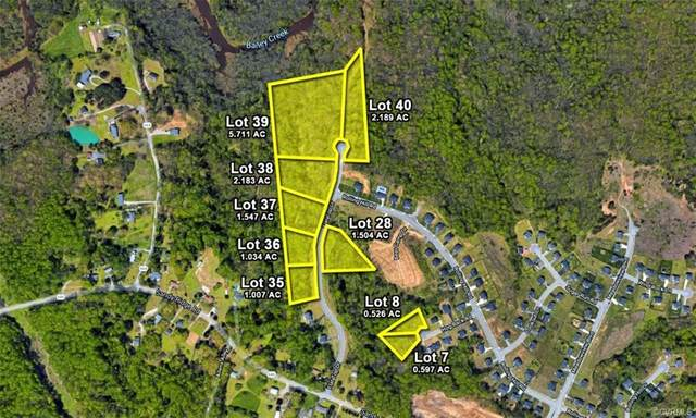 Lot 36 Flat Top Road, Hopewell, VA 23860 (MLS #2113404) :: Small & Associates