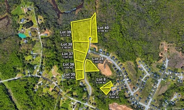 Lot 37 Flat Top Road, Hopewell, VA 23860 (MLS #2113405) :: Small & Associates