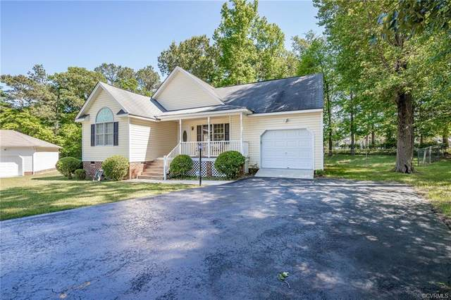 6980 Fox Drive, Prince George, VA 23875 (MLS #2113415) :: Village Concepts Realty Group