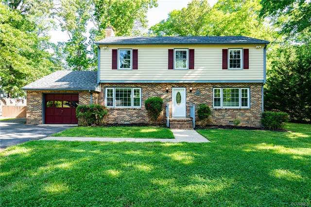 14510 Charlemagne Court, Midlothian, VA 23114 (MLS #2113554) :: Village Concepts Realty Group