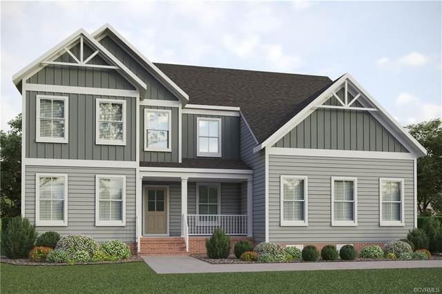 1610 Reed Marsh Place, Goochland, VA 23063 (MLS #2113599) :: Small & Associates