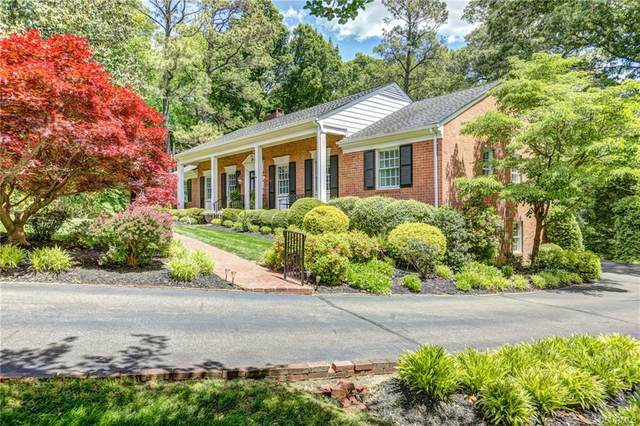 2200 Cedar Crest Road, Chesterfield, VA 23235 (MLS #2113634) :: Small & Associates