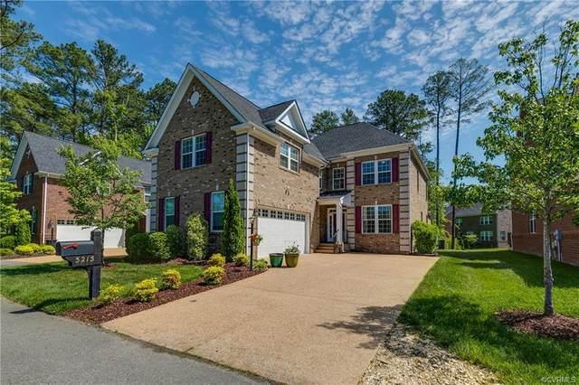 5213 Aldenbrook Way, Glen Allen, VA 23059 (MLS #2113668) :: Treehouse Realty VA