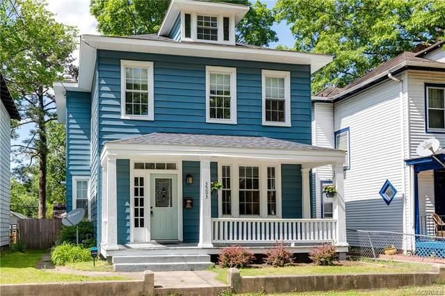 3503 Moody Avenue, Richmond, VA 23225 (#2113729) :: Abbitt Realty Co.