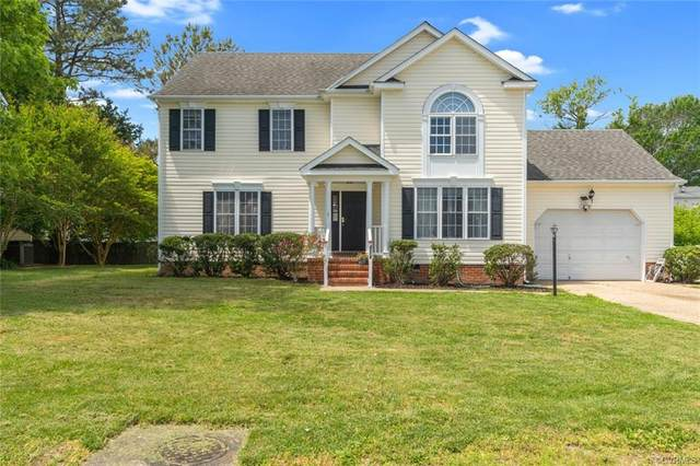 4216 Hunter Green Court, Richmond, VA 23294 (MLS #2113796) :: Small & Associates