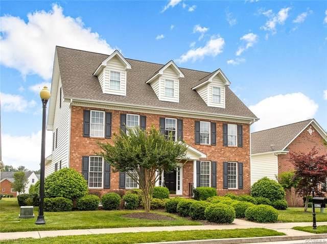 4419 Village Park Avenue, Chester, VA 23831 (#2113901) :: Abbitt Realty Co.