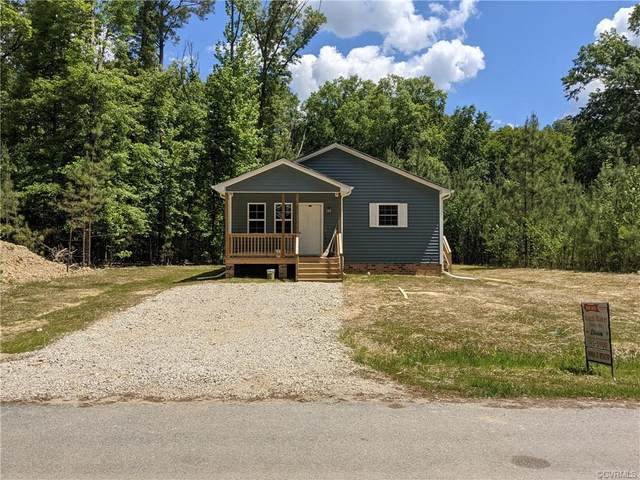 3004 Plumtree Street, South Chesterfield, VA 23834 (MLS #2113962) :: Small & Associates