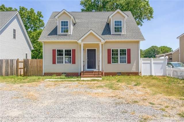 3140 Walmsley Boulevard, Richmond, VA 23234 (MLS #2113994) :: Small & Associates