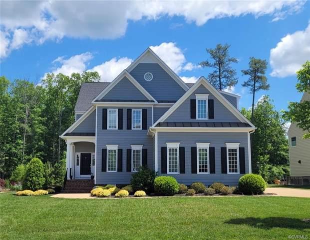 12317 Wyndham West Drive, Glen Allen, VA 23059 (MLS #2113996) :: The Redux Group