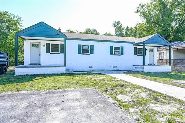 119-121 Center Street, Petersburg, VA 23803 (MLS #2114069) :: Small & Associates