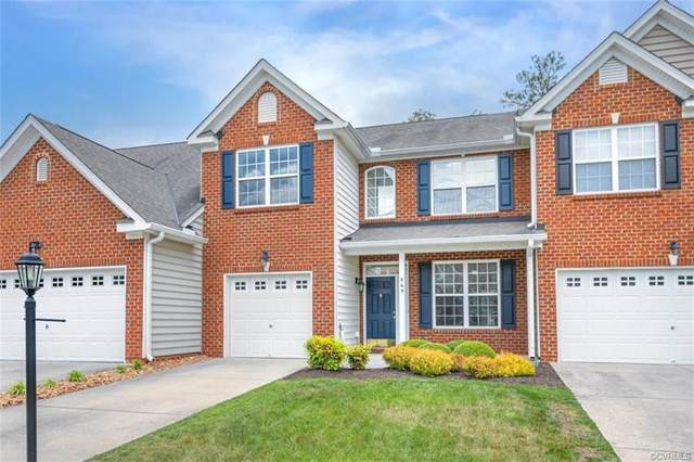 869 Parkland Place, Henrico, VA 23059 (MLS #2114208) :: Village Concepts Realty Group