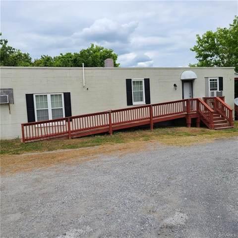 81 Prospect Road, Prosepct, VA 23960 (MLS #2114386) :: Treehouse Realty VA
