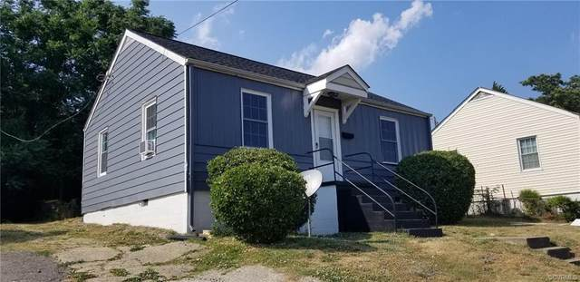 837 E Wythe Street, Petersburg, VA 23803 (MLS #2114513) :: The Redux Group