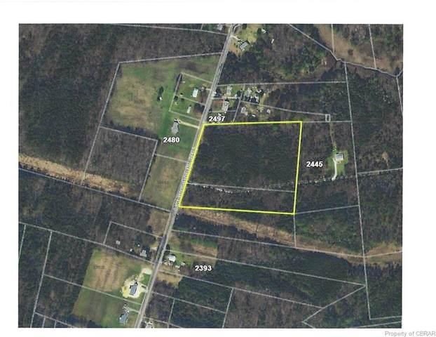 00 Low Ground Road, Hayes, VA 23072 (MLS #2114659) :: Treehouse Realty VA