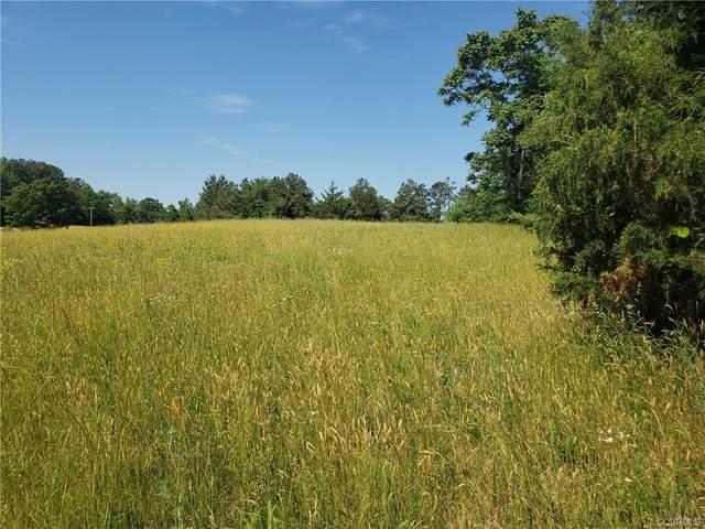 1.38 Acres Jonesboro Church Road, Blackstone, VA 23824 (MLS #2114862) :: Village Concepts Realty Group