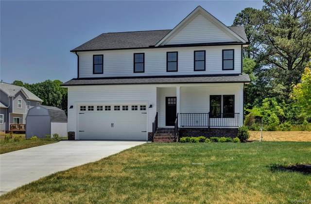 14918 Tosh Court, Chesterfield, VA 23831 (MLS #2114872) :: The RVA Group Realty
