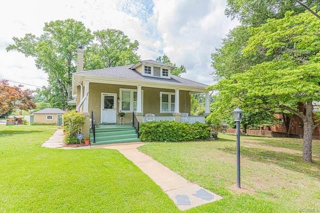 7100 Club Road, Richmond, VA 23228 (MLS #2115089) :: Village Concepts Realty Group