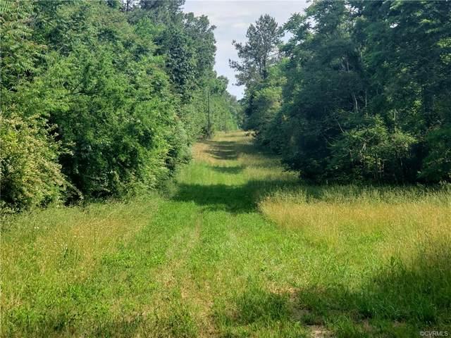 1.75 Acres Jonesboro Church Road, Blackstone, VA 23824 (MLS #2115217) :: Village Concepts Realty Group