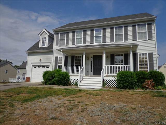 6813 Rossville Drive, Chesterfield, VA 23832 (MLS #2115391) :: Village Concepts Realty Group