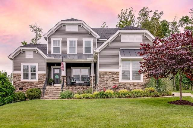 17218 Silver Maple Terrace, Moseley, VA 23120 (MLS #2115438) :: EXIT First Realty