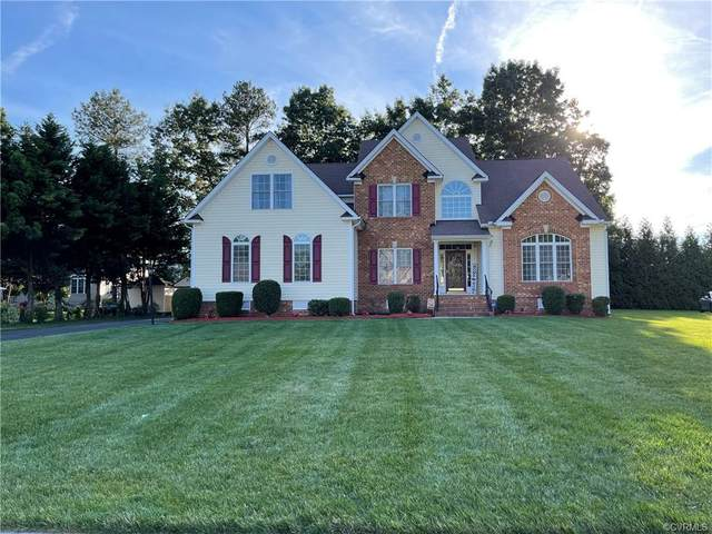 14212 Glenmorgan Drive, Chester, VA 23831 (MLS #2115709) :: Small & Associates