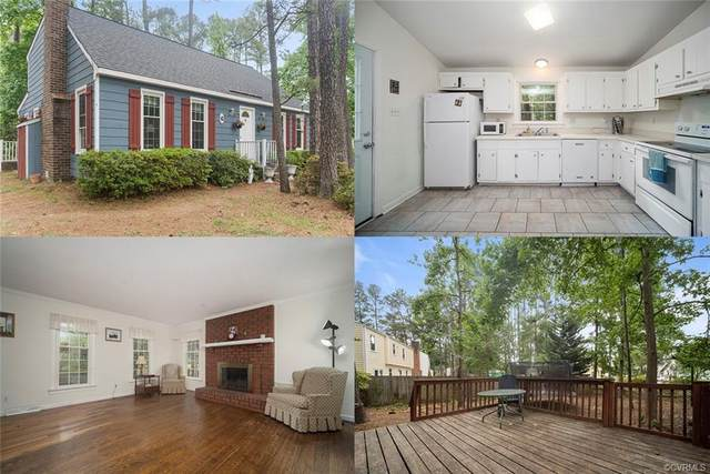 10628 Jousting Lane, North Chesterfield, VA 23235 (MLS #2115718) :: The RVA Group Realty