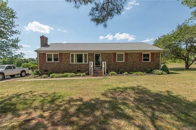 939 Schroeder Road, Powhatan, VA 23139 (MLS #2115730) :: Treehouse Realty VA