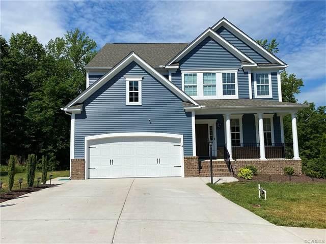 6206 Gossamer Terrace, Moseley, VA 23120 (MLS #2115755) :: EXIT First Realty
