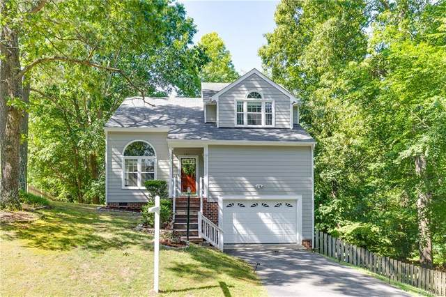 2437 Providence Creek Road, North Chesterfield, VA 23236 (MLS #2115949) :: Village Concepts Realty Group