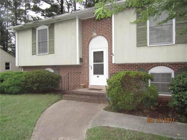 231 Greenwood Drive, Petersburg, VA 23805 (MLS #2116146) :: EXIT First Realty