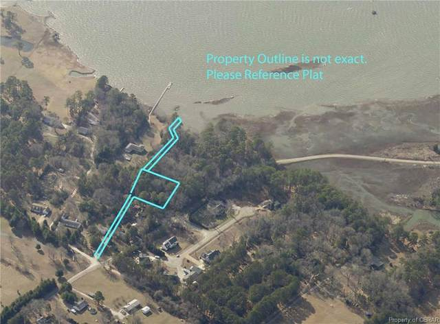 0.87ac River Knoll Lane, Wicomico, VA 23072 (MLS #2116278) :: EXIT First Realty