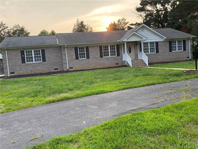11135 Elmont Road, Ashland, VA 23005 (MLS #2116351) :: EXIT First Realty