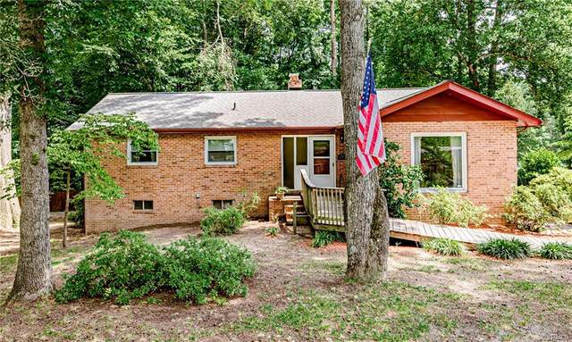 2301 Viking Lane, Richmond, VA 23228 (MLS #2116391) :: Small & Associates