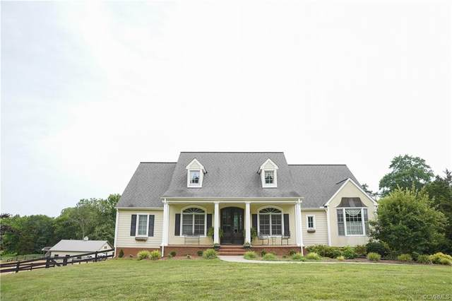893 School Road, Farmville, VA 23901 (MLS #2116479) :: EXIT First Realty