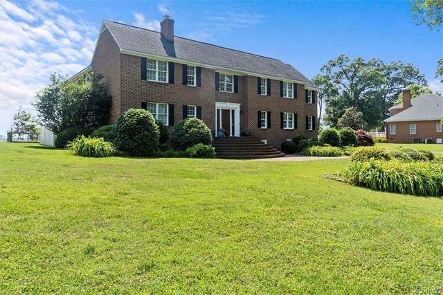 2421 Harrison Point Drive, Charles City, VA 23030 (MLS #2116574) :: Village Concepts Realty Group