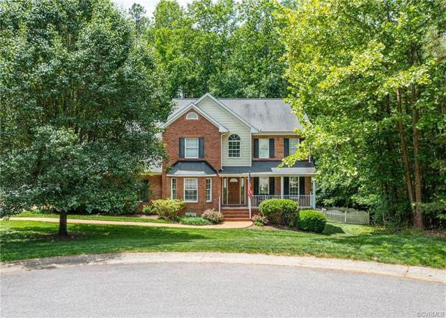 6100 Brickshire Drive, Providence Forge, VA 23140 (MLS #2116696) :: EXIT First Realty