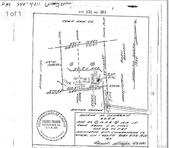 616 Deep Run Road, Cumberland, VA 23027 (#2116861) :: Abbitt Realty Co.