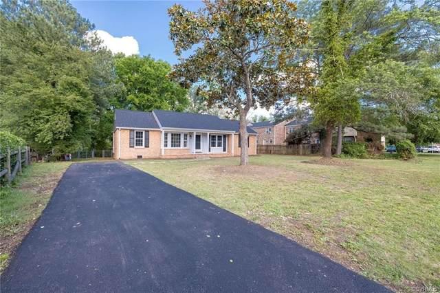 1301 Stoneycreek Drive, Henrico, VA 23238 (MLS #2116941) :: Village Concepts Realty Group