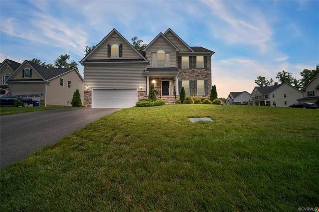 12800 Bailey Hill Place, Chesterfield, VA 23112 (MLS #2117043) :: Village Concepts Realty Group