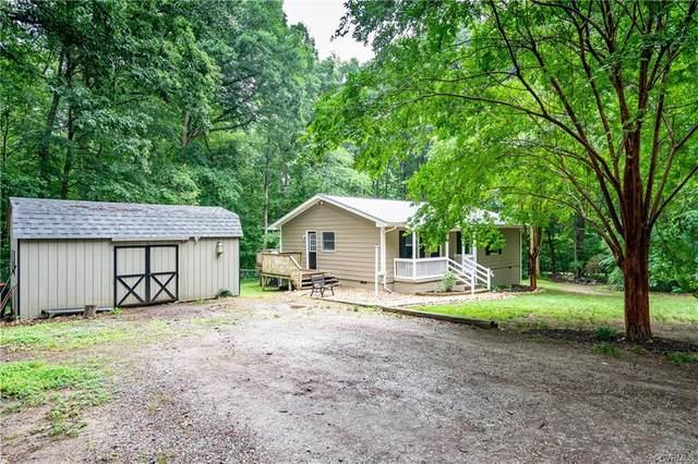 1506 Dorset Road, Powhatan, VA 23139 (MLS #2117091) :: Village Concepts Realty Group