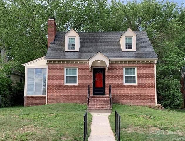 1227 Stanhope Avenue, Richmond, VA 23227 (MLS #2117201) :: Village Concepts Realty Group