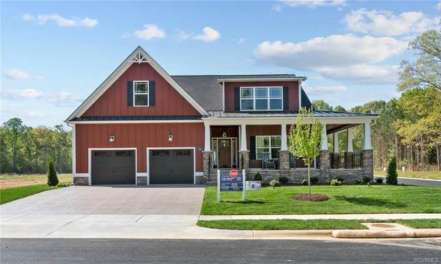 15290 Dunn Road, Montpelier, VA 23192 (MLS #2117312) :: The RVA Group Realty