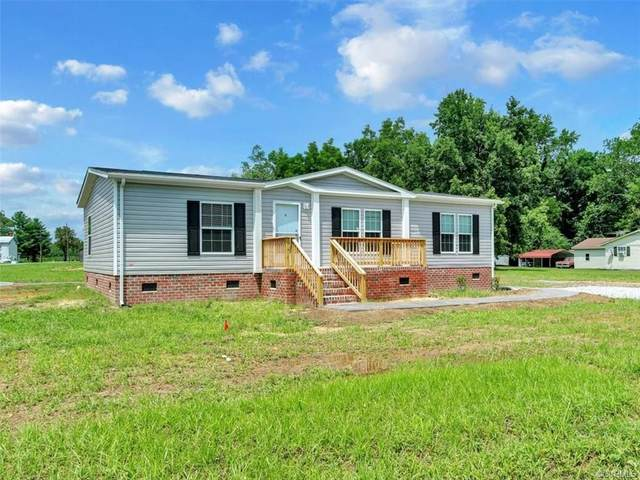 TBD Smith Street, Dendron, VA 23846 (MLS #2117488) :: Village Concepts Realty Group