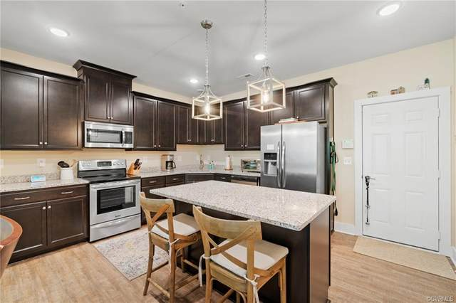 4203 Saunders Tavern Trail A, Henrico, VA 23233 (MLS #2117578) :: Small & Associates