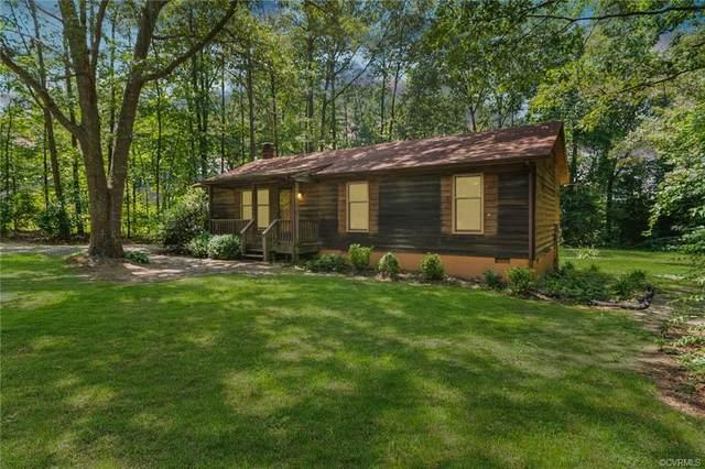 20100 Paradise Lane, Ruther Glen, VA 22546 (MLS #2117599) :: Treehouse Realty VA