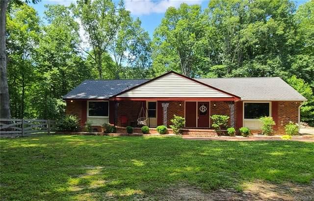 199 Choctaw Ridge, Aylett, VA 23009 (MLS #2117657) :: EXIT First Realty